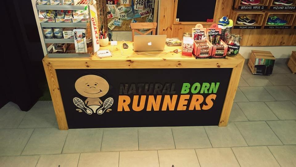 natural born runners